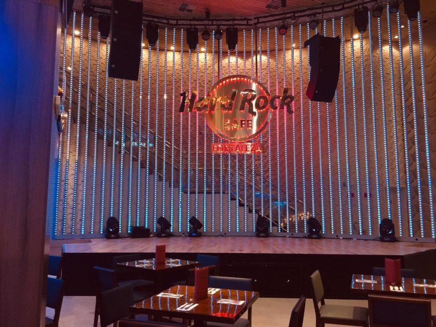 Hard Rock Cafe Fortaleza divulga programação musical para o feriadão