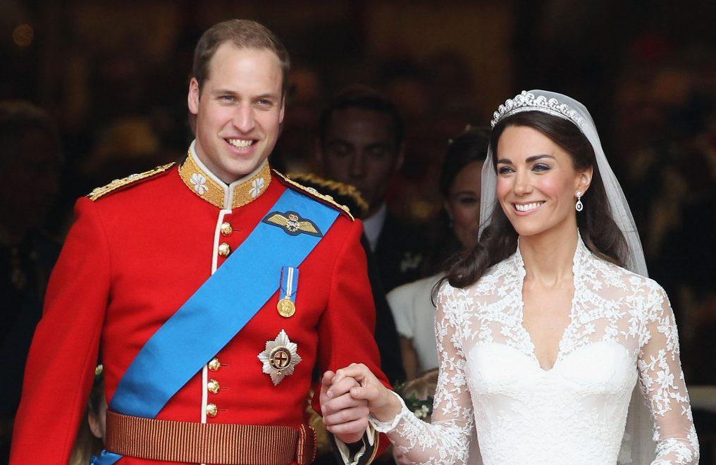 Os momentos mais marcantes do casamento de Kate Middleton e Príncipe William; união completa 8 anos em 2019