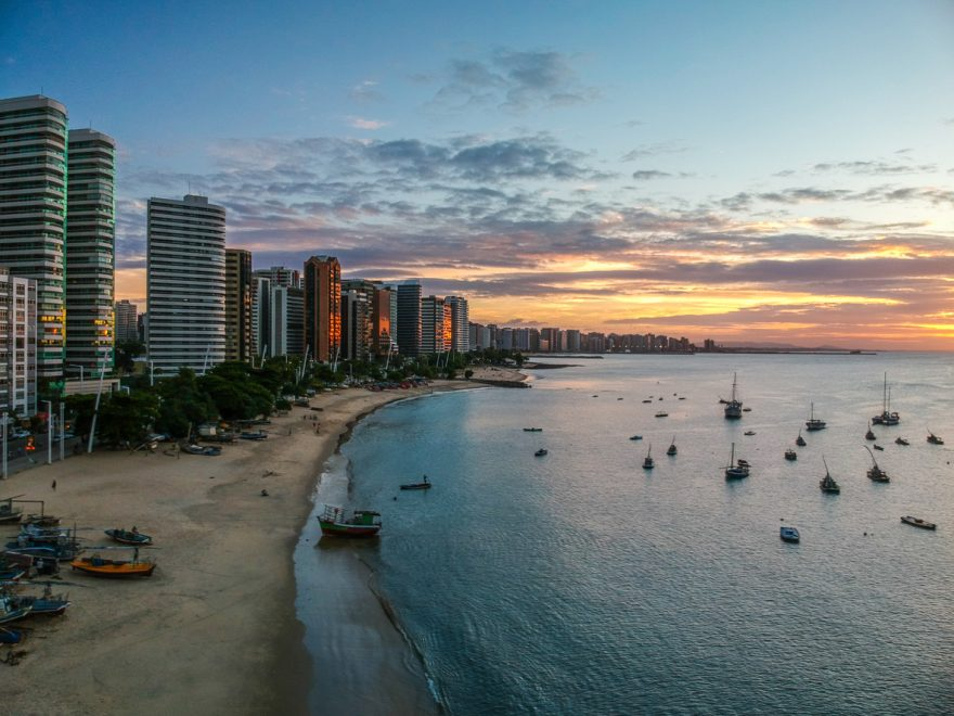 Em comemoração aos 293 anos de Fortaleza, celebrado neste sábado (13), listamos sete curiosidades sobre a Capital do Ceará