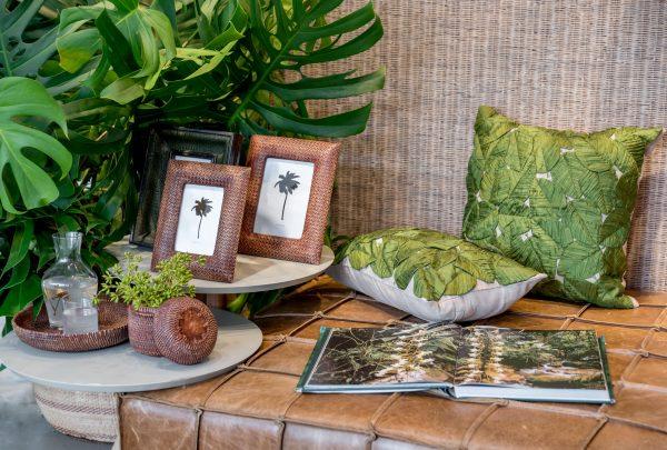 Conheça a nova coleção de artigos de decoração da Casa Água de Coco inspirada na tropicalidade brasileira