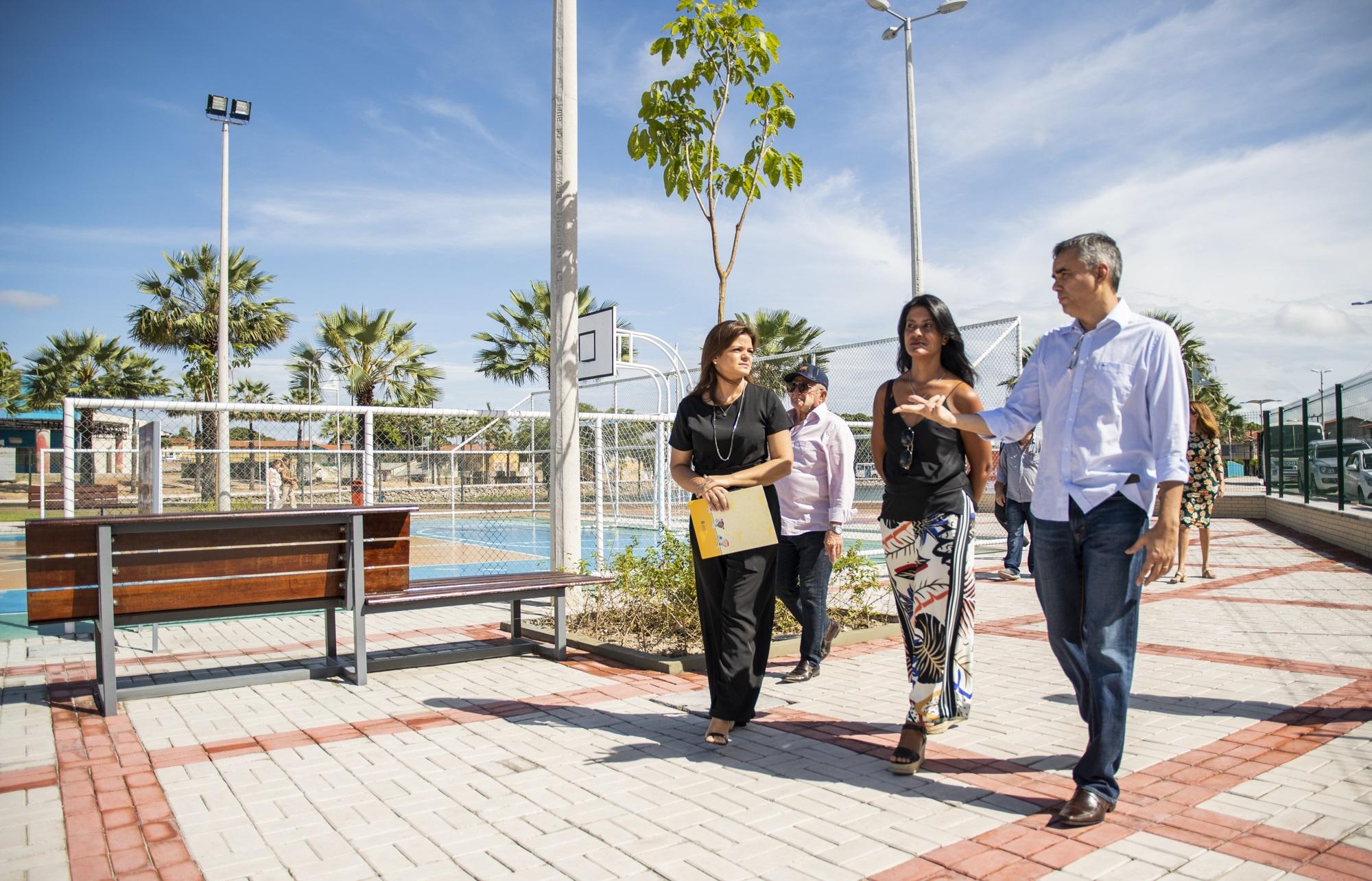 Vice-governadora de Sergipe conhece ações do Programa Mais Infância Ceará
