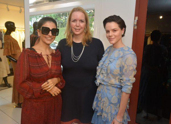 Lisieux Brasileiro recebe Alice Ferraz e seu time Fhits para conhecer coleção de joias de Adolfo Courrier
