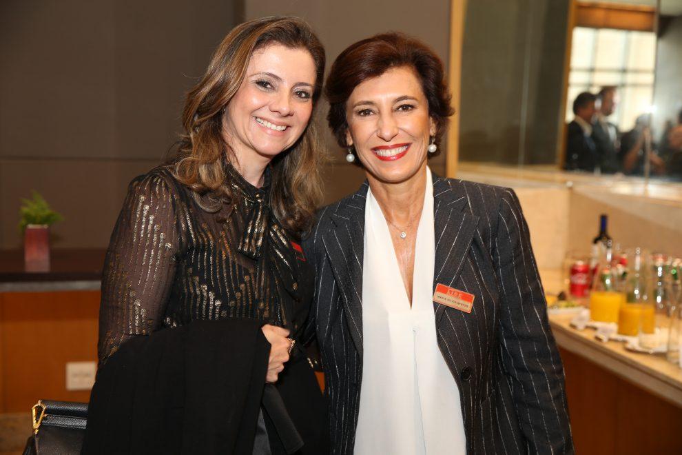 Maria Silvia Bastos, ex-presidente do BNDES, participa de almoço-debate do LIDE Ceará