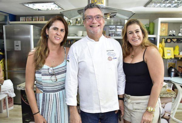 Acompanhamos uma aula dos cursos de gastronomia da Kitchen Home; confira