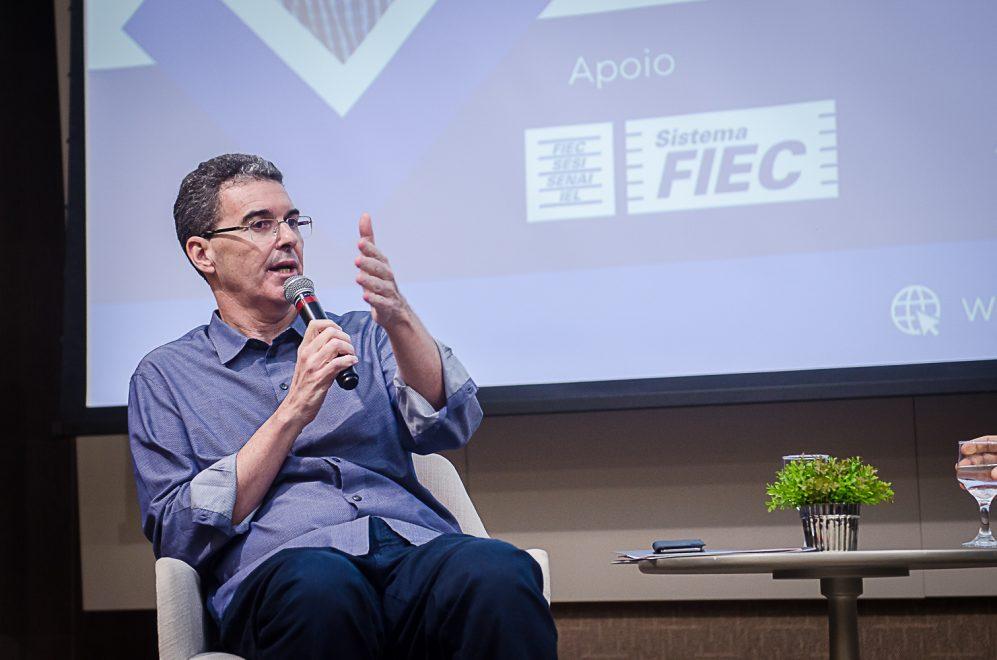 Geraldo Luciano participa de evento em Nova York que discute economia brasileira