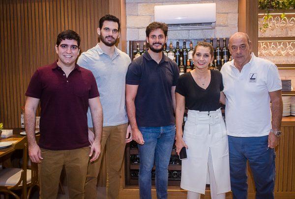 Vignoli apresenta novo menu para imprensa local