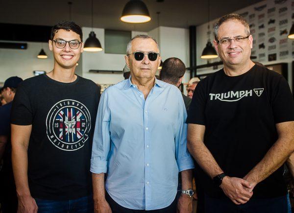 Famosa marca de motos britânica Triumph inaugura loja em Fortaleza; veja como foi