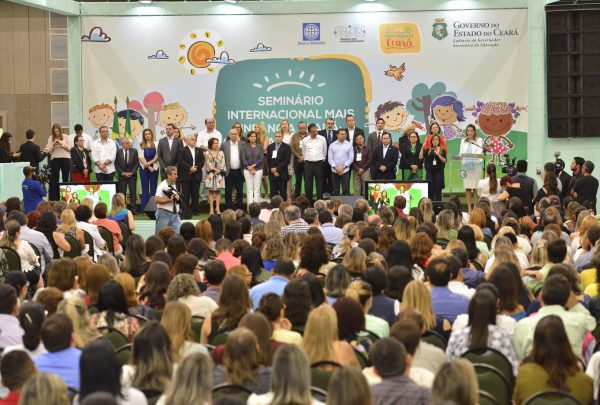 Confira a programação do II Seminário Internacional Mais Infância Ceará