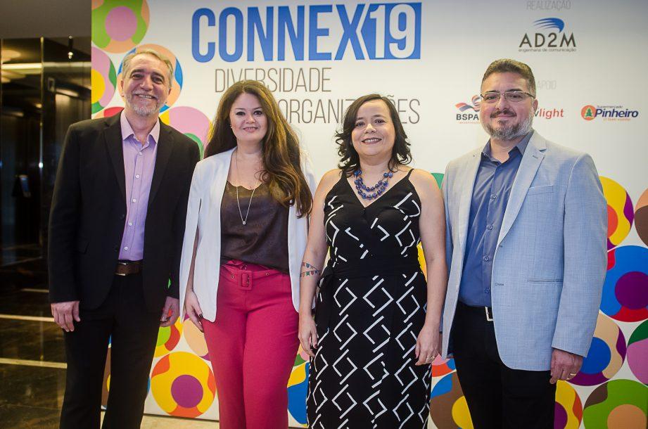 AD2M promove 1ª edição do Connex e traz Elaine Terceiro para palestrar sobre diversidade nas organizações