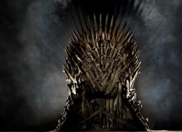O Trono de Ferro chegou ao Benfica; garanta a sua foto