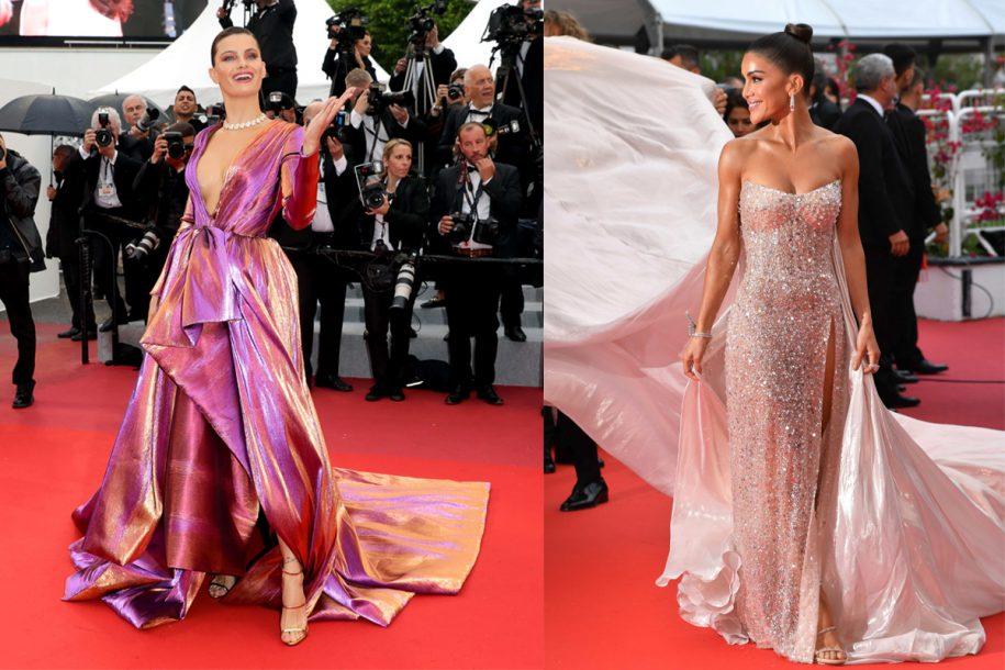 VEJA FOTOS: Os looks das brasileiras no Festival de Cannes 2019