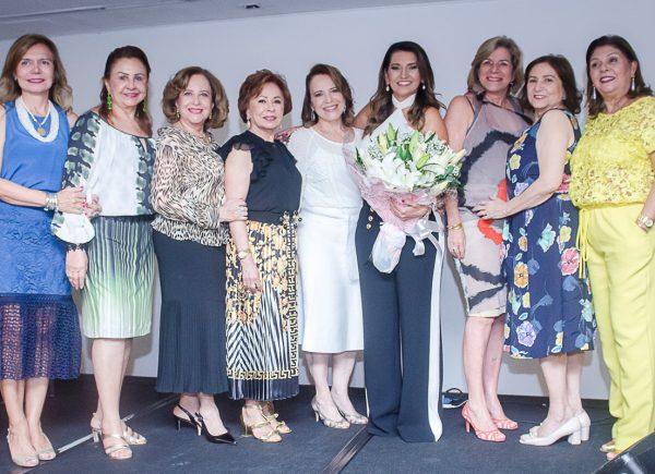 Solidariedade move happy hour beneficente promovido por Márcia Travessoni e Grupo Anjas no Gran Marquise