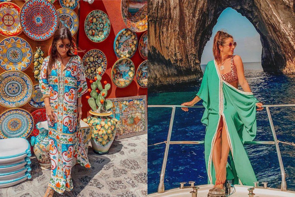 Lina Franck lista 5 passeios inesquecíveis na costa italiana