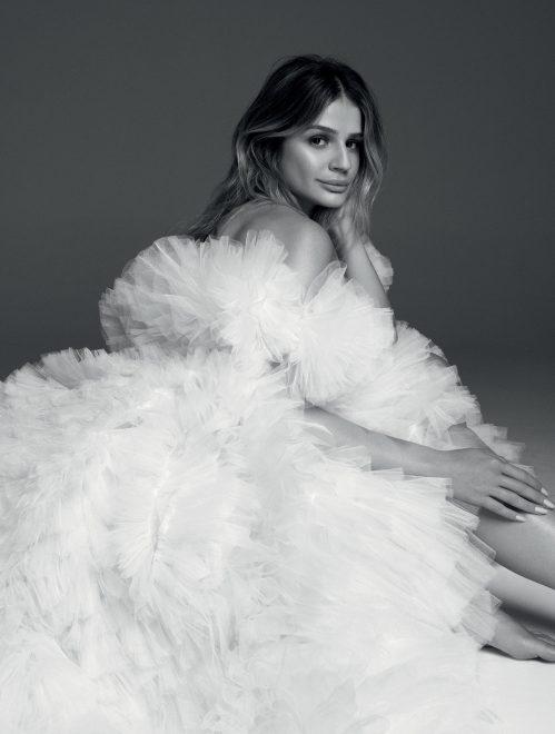 Thássia Naves é a capa da Vogue Noiva de 2019