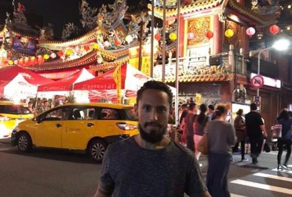 Juca Máximo é finalista em maior prêmio de arte de Taiwan