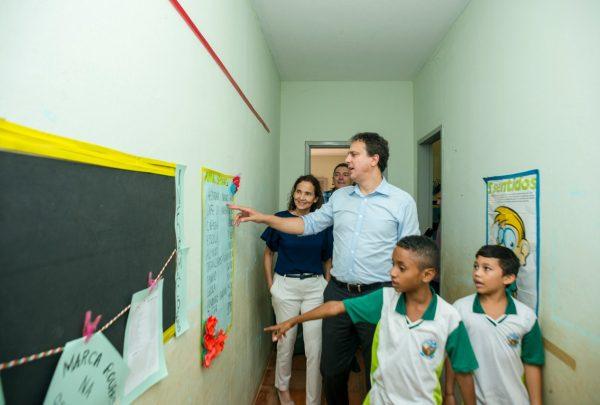 Ceará atinge menor percentual de crianças não alfabetizadas da história