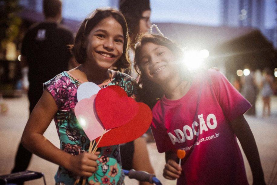 ONG Acalanto Fortaleza promove programação especial para celebrar o Dia Nacional da Adoção