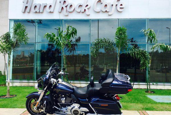 Hard Rock Cafe Fortaleza recebe evento especial de amantes da Harley-Davidson