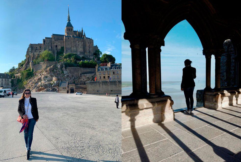 Belas histórias e espiritualidade na visita ao Monte Saint-Michel, na Normandia
