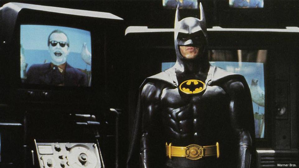 Shopping Benfica ganha exposição em homenagem aos 80 anos de Batman
