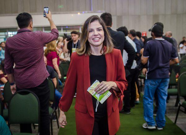 Primeira-dama de Fortaleza falará sobre mobilidade sustentável em palestra no Mobilize Summit