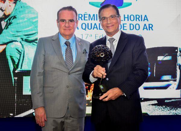 FETRANS comemora 30 anos com a entrega de premiação ambiental e homenagem a Beto Studart