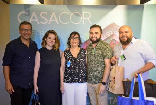 Neuma Figueiredo apresenta arquitetos que participarão da CASACOR Ceará 2019