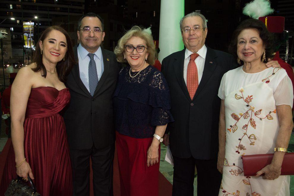 Náutico Atlético Cearense celebra 90 anos com solenidade especial; confira os cliques