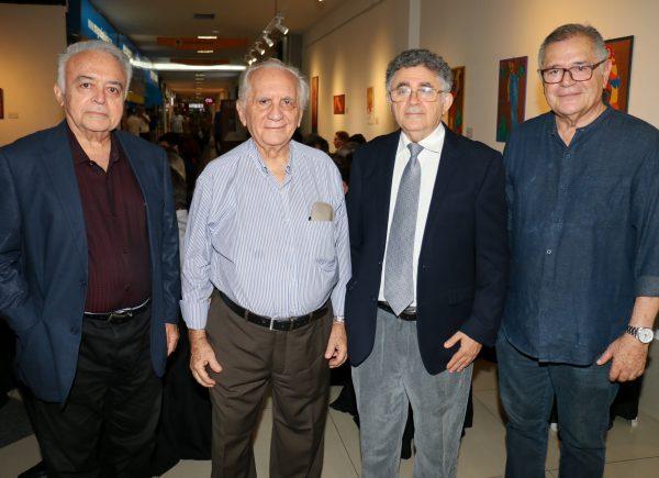 Marcelo Gurgel lança novo livro com noite de autógrafos no Shopping Benfica