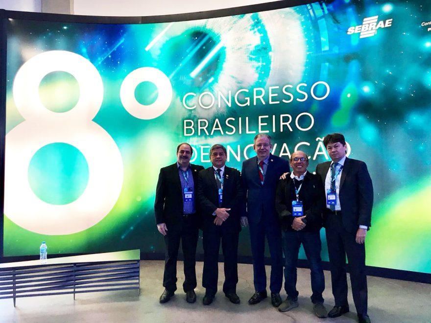 Fiec participa do 8º Congresso Brasileiro de Inovação da Indústria
