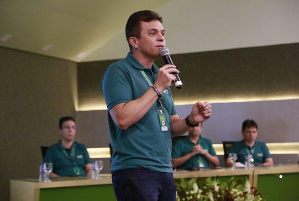Elias Leite, presidente da Unimed Fortaleza, anuncia investimento de R$ 145 milhões para a construção de novo Hospital Materno Infantil