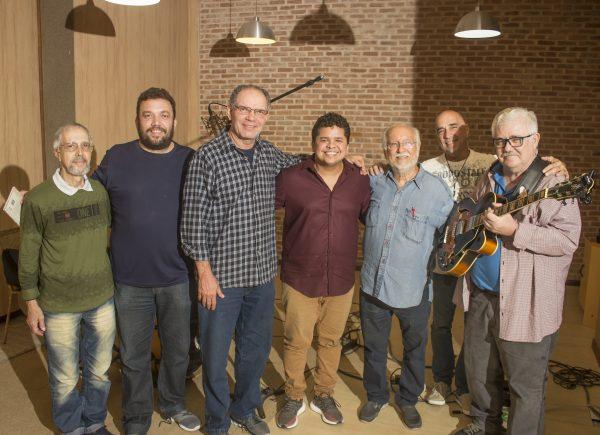 Luciano Franco apresenta novo álbum com Roberto Menescal e Edinho Vilas Boas