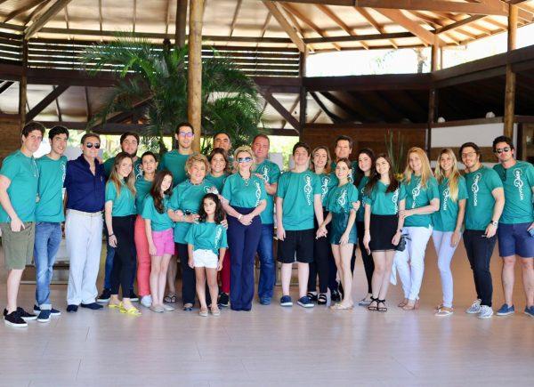 M. Dias Branco realiza seu 1º encontro anual, com Leandro Karnal e Ticiana Rolim Queiroz