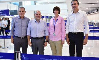 Nova área de check-in do Aeroporto de Fortaleza é inaugurada nesta segunda-feira (24)