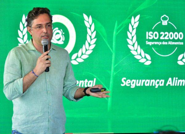 """""""É importante sermos exemplo para poder fomentar sustentabilidade"""", diz CEO do Beach Park"""