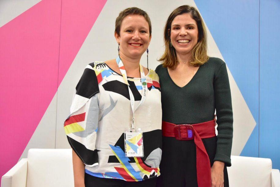 """""""Acreditar e convencer para dar certo"""", revela Carol Bezerra durante o Mobilize Summit Fortaleza"""