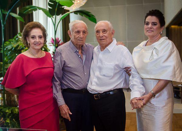 Energia e alto astral marcaram o aniversário dos gêmeos Adauto e Humberto Bezerra; confira