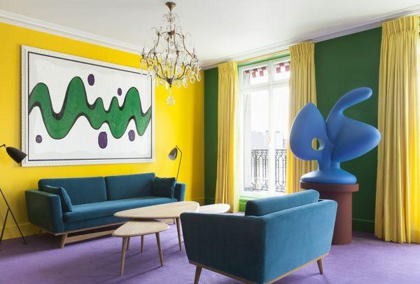 Nova suíte do hotel Le Bristol Paris surpreende pelo design surreal; conheça a história por trás do projeto