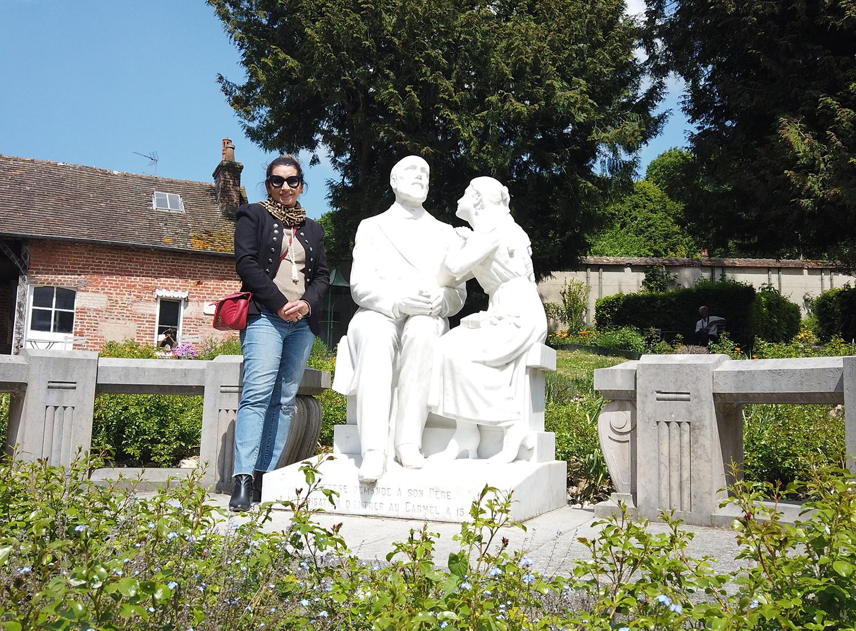 Viagem ao coração da Normandia III: Lisieux