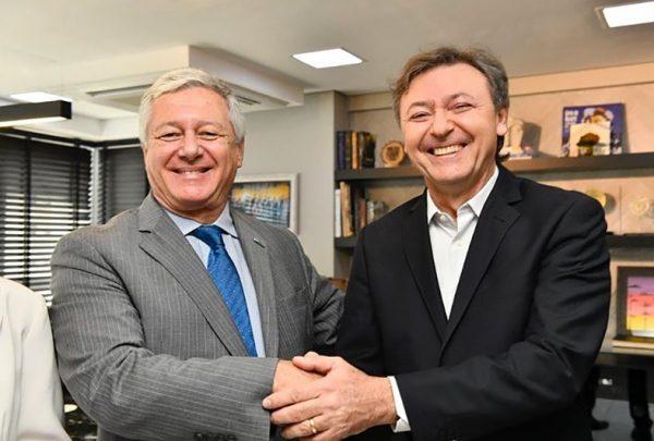 Maurício Filizola, da Fecomércio-CE, recebe Cônsul Geral da Argentina no Nordeste, Alejandro Funes Lastra; veja detalhes