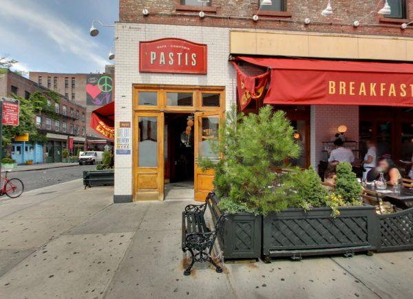 NY: icônico restaurante Pastis reabre após 5 anos fechado