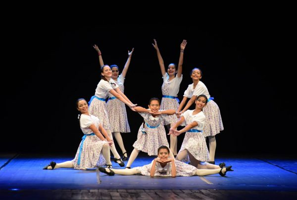 Theatro José de Alencar recebe festival internacional de dança