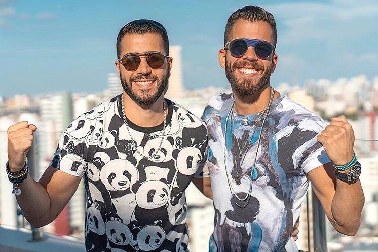 Rafa e Pipo Marques agitam Ensaio do Fortal no Colosso