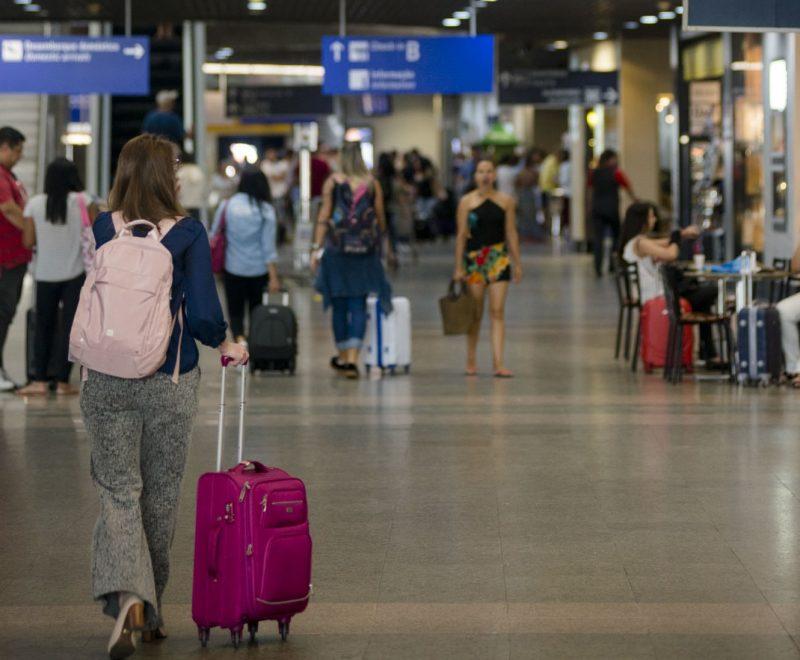 Aeroporto de Fortaleza tem o maior crescimento do Brasil em ofertas de voos e assentos em 2019