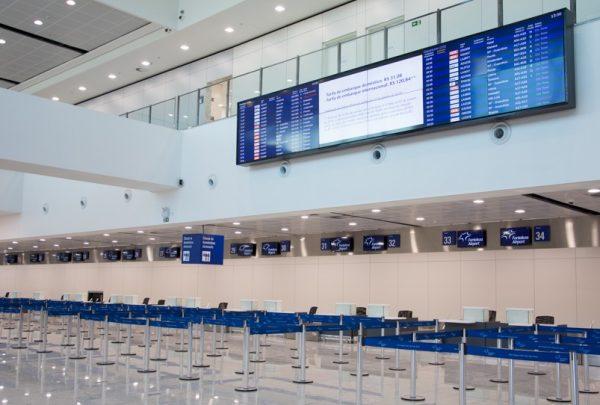 Novo acesso ao Aeroporto de Fortaleza facilita chegada e saída de passageiros
