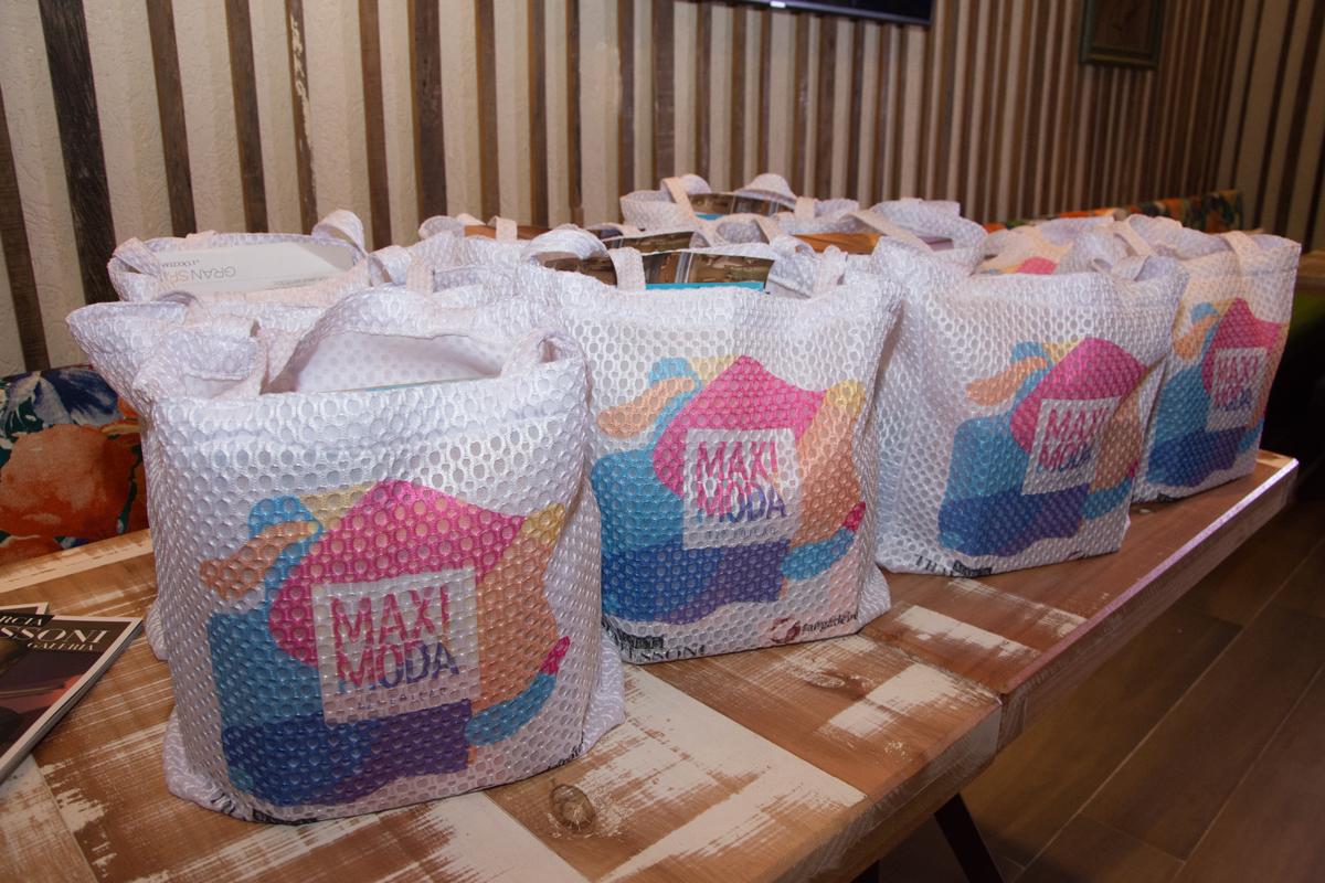 12ª edição do MaxiModa tem bolsa oficial com tecido da Jangadeiro Têxtil