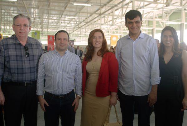Igor Queiroz Barroso inaugura Complexo Educacional Myra Eliane em Caucaia