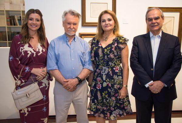 Max e Bia Perlingeiro apresentam nova mostra sobre Portinari em encontro intimista na Multiarte