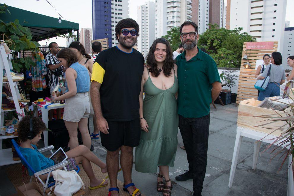 Feirinha Suspensa reúne marcas sustentáveis no Meraki Fortaleza