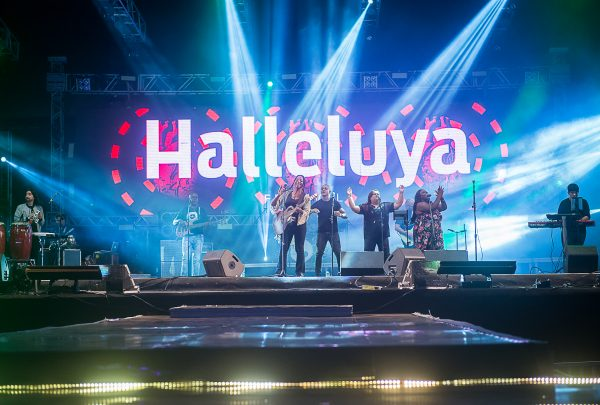 Halleluya 2019 reuniu mais de um milhão de pessoas